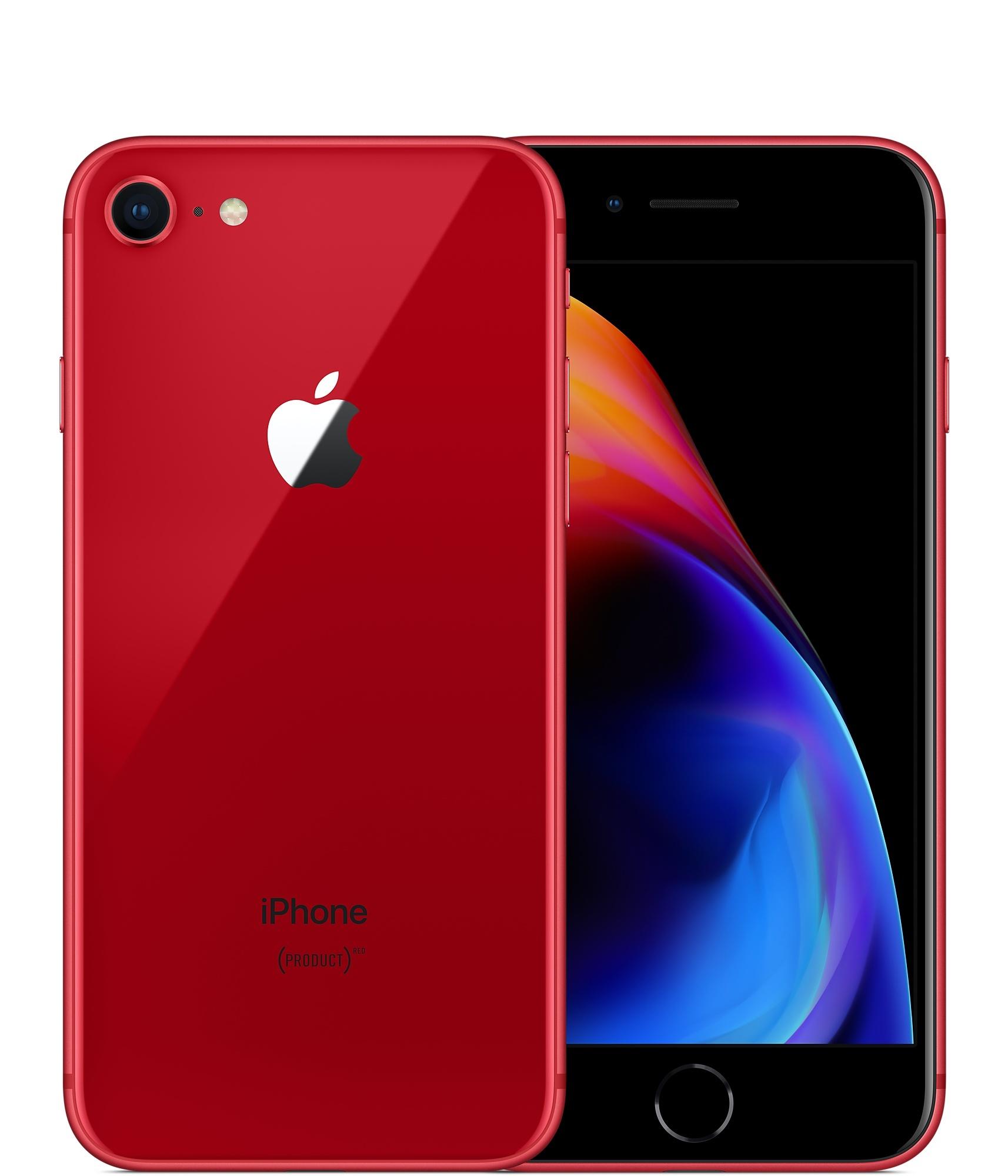 3438cdc3dd7 Quemoviles.com Apple iPhone 8 64 Gb (Rojo) - Quemoviles.com
