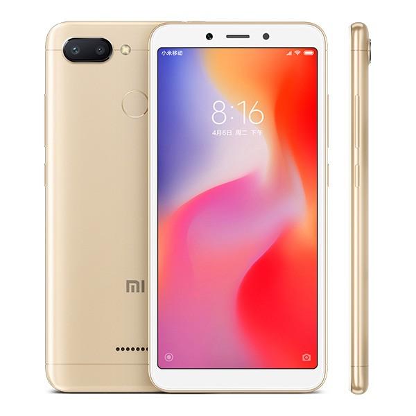 Xiaomi Redmi 6 3GB/32GB Dorado