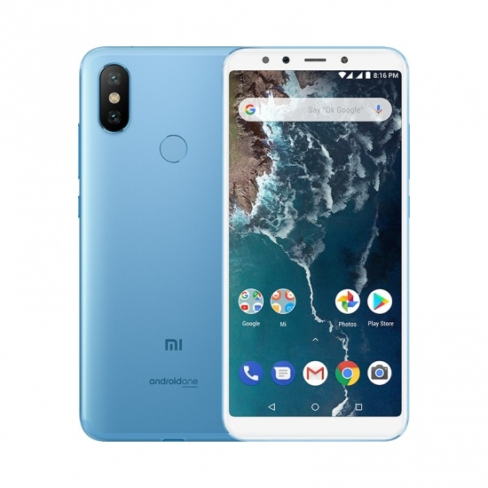 Xiaomi Mi A2 6Gb/128Gb Azul