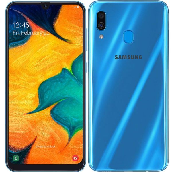 Samsung Galaxy A30 4Gb/64Gb Azul