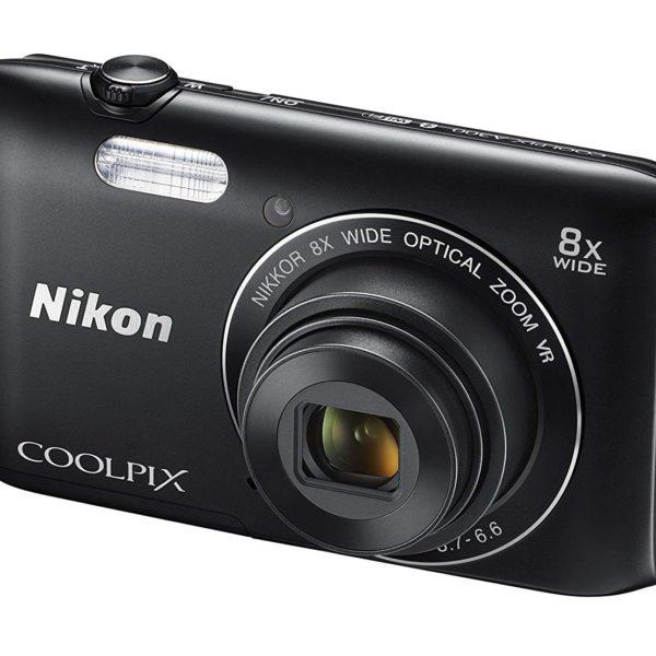 Nikon Coolpix A300 Negro