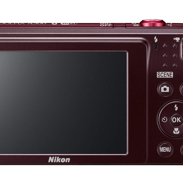 Nikon Coolpix A300 Rojo