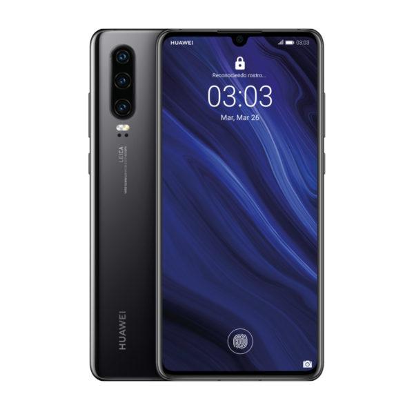 Huawei P30 6Gb/128Gb Negro