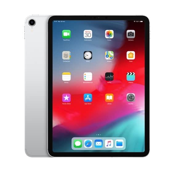 iPad PRO 11 2018 256Gb 4G – Plateado