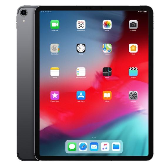 iPad PRO 12.9 2018 512Gb 4G – Gris Espacial