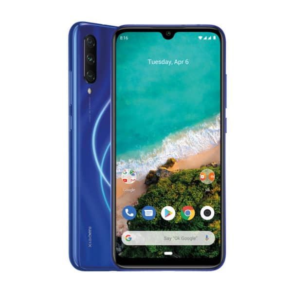 Xiaomi Mi A3 4Gb/128Gb Azul