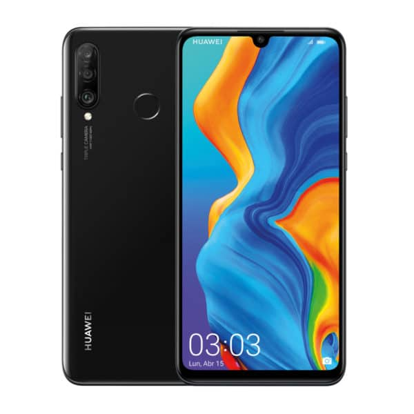 Huawei P30 Lite 6Gb/256Gb Negro