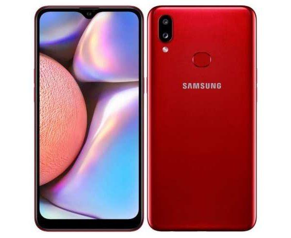 Samsung Galaxy A10s 2Gb/32Gb Rojo