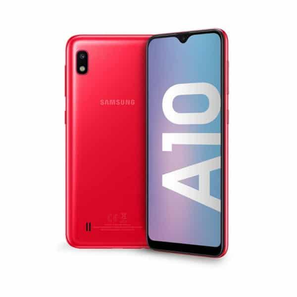 Samsung Galaxy A10 2Gb/32Gb Rojo + Funda Libro