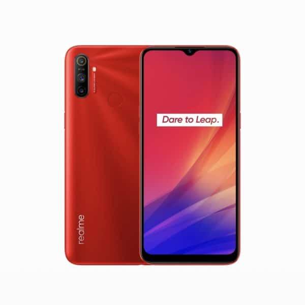 Realme C3 3Gb/64Gb Rojo